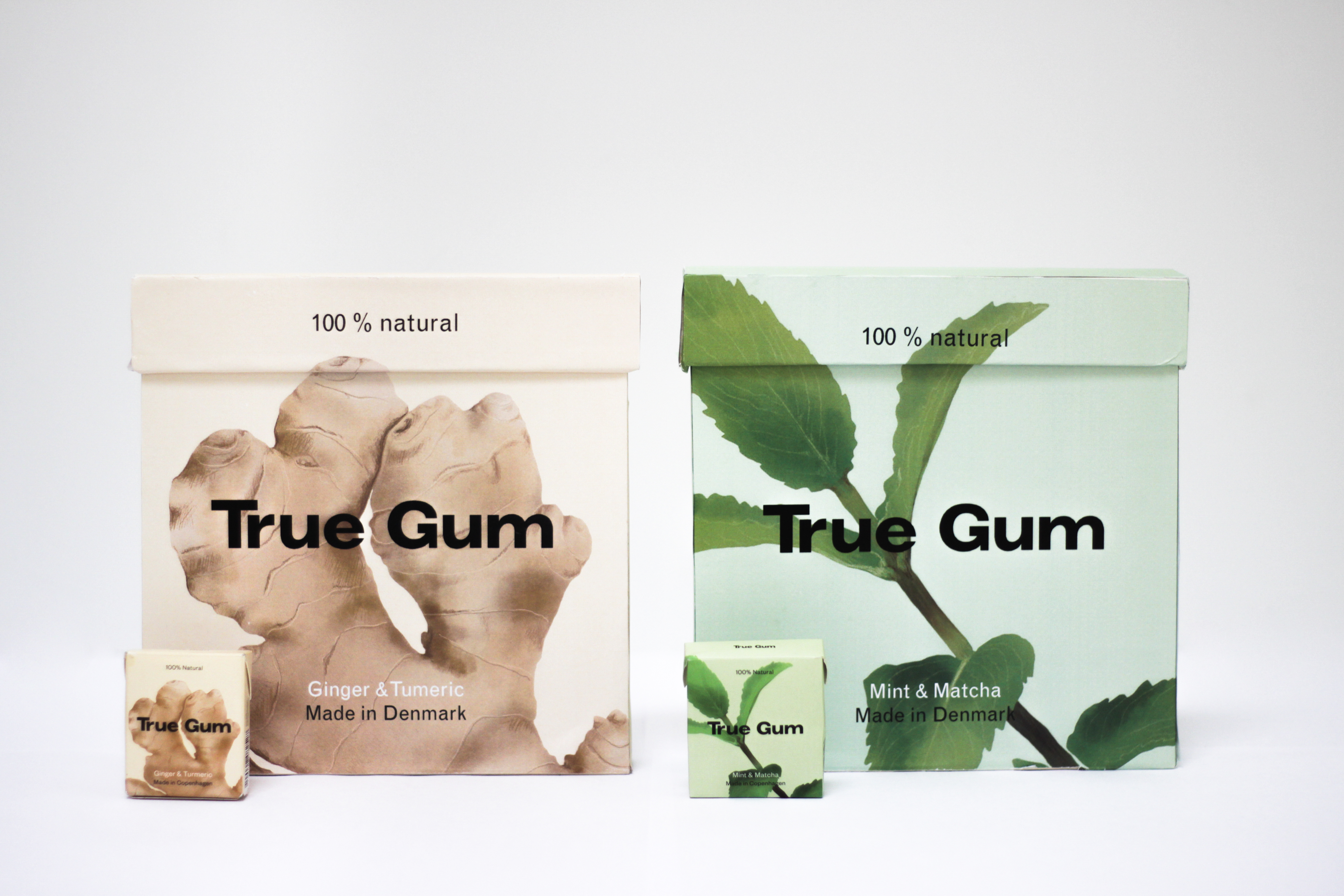 Packaging design by Studio Lou, brand book by me