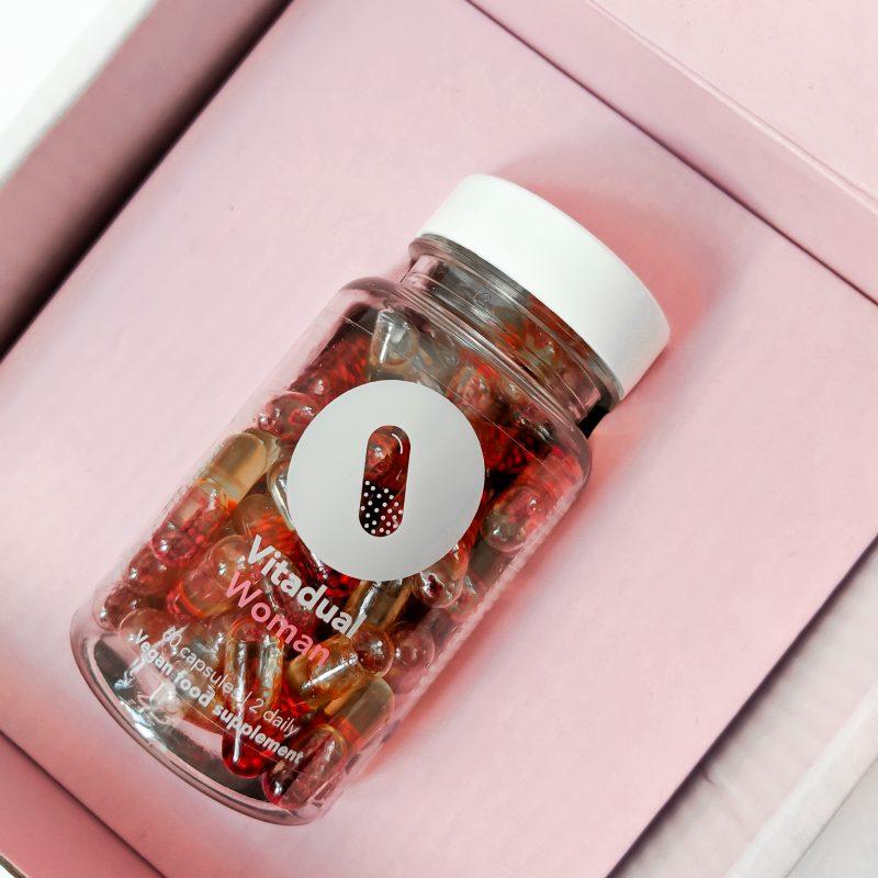 Vitadual Packaging Design