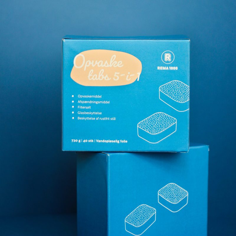 Packaging Design Rema1000